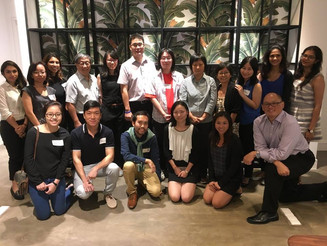 Networking Event with UofT Prof. Yu-Ling Cheng (June 28, 2016)
