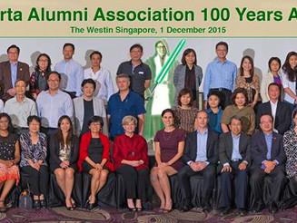 University of Alberta Alumni Celebrates 100 Years (Dec 1, 2015)