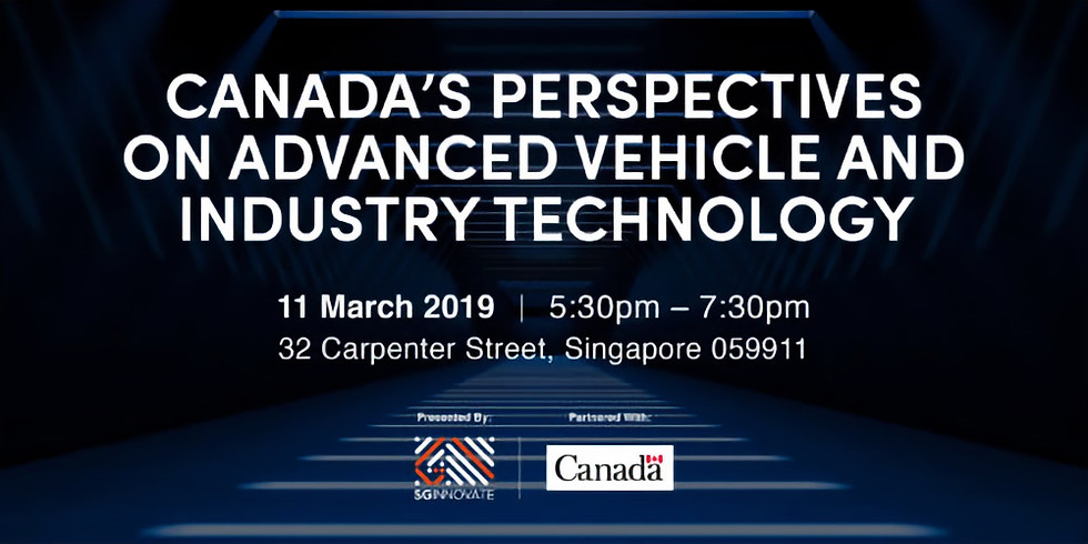 Canada's Perspectives on Advanced Vehicle & Industry Technology