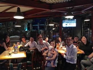 UBC Pub Night (Dec 3, 2015)