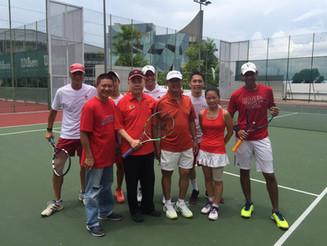 AIS Inter-Alumni Tennis Tournament (Aug 27, 2017)