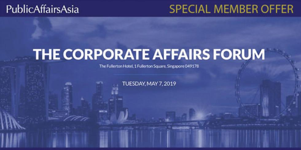 The Corporate Affairs Forum