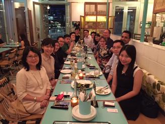 UofT Arts & Science alumni gathering (Nov 26, 2015)