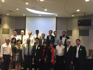 AIS Presidents Networking Evening (Sept 21, 2016)