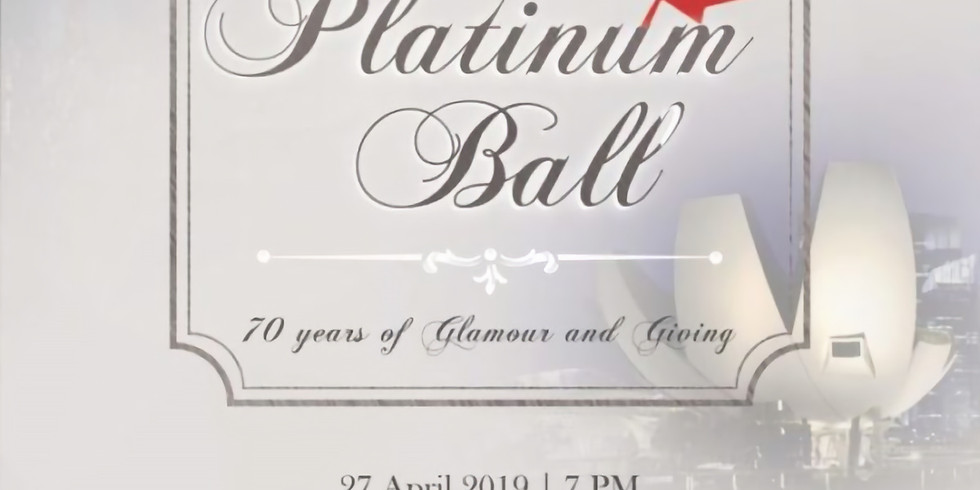 The Platinum Ball: 70 years of Glamour and Giving