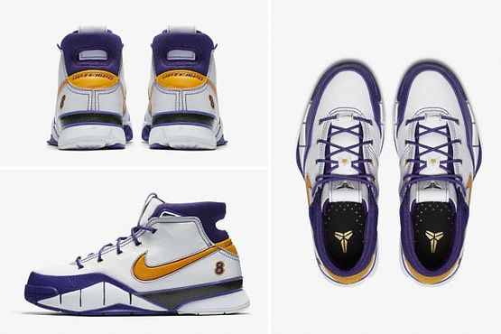 the best attitude d0046 c639d ... off the release of the sneaker collection will be the Nike Zoom Kobe 1  Protro