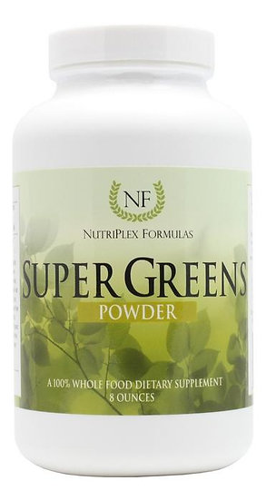 Super Greens - 8oz Powder