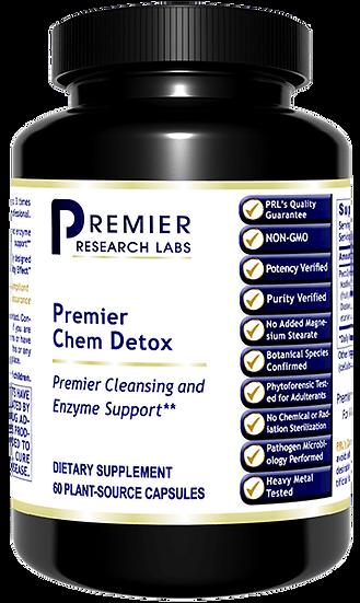 Premier Chem Detox (Modified Citrus Pectin) - 60 caps