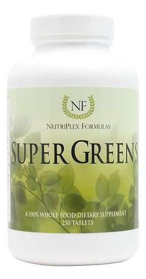 Super Greens - 250 Tablets