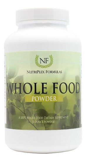 Whole Food - 8oz Powder