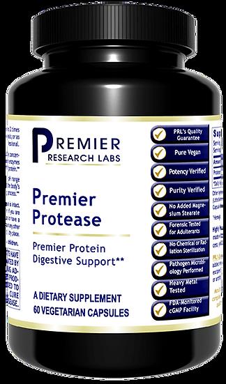 Premier Protease - 60 caps
