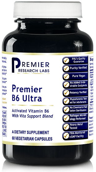 Premier B6 (P-5-P) Ultra - 60 caps