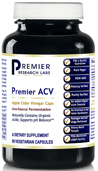 Premier ACV (Apple Cider Vinegar) - 90 capsules