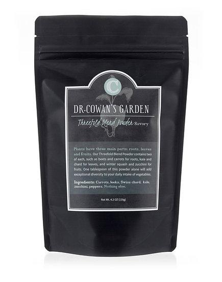 Threefold Blend Powder, Savory - 5.29 oz Refill Pouch