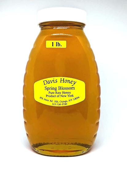 Spring Blossom Honey - 16oz