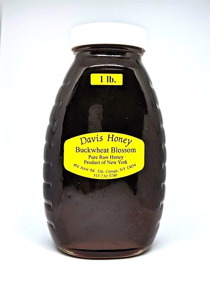 Buckwheat Blossom Honey - 16oz