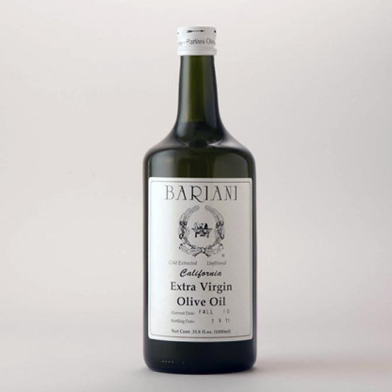Bariani Extra Virgin Olive Oil - 33.8 oz