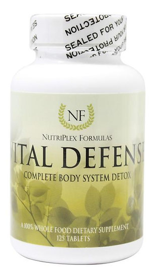 Vital Defense - 125 Tablets
