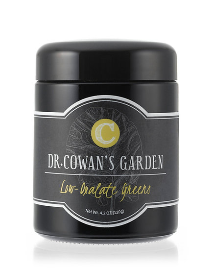 Low-Oxalate Greens Powder - 4.2oz Jar