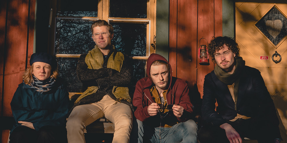 Okända Djur - Privatfest