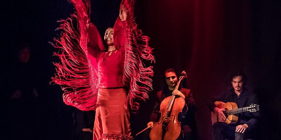 Kim möter Flamenco och Orienten