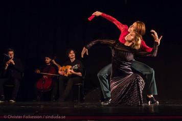 Milonga Flamenca - Trio el Ganch, Rebecca Rubin, Josefine Chiacchiero