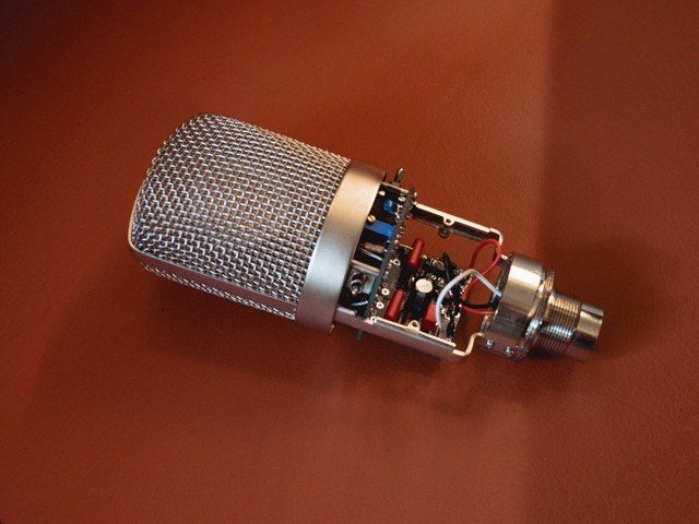 Multi pattern s3 s87 microphone from micparts.
