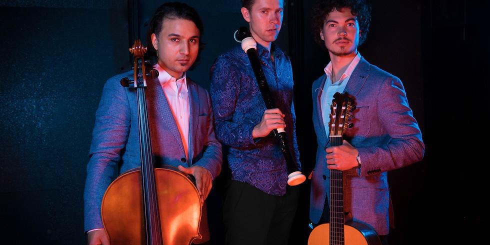 Trio el Gancho - Live stream