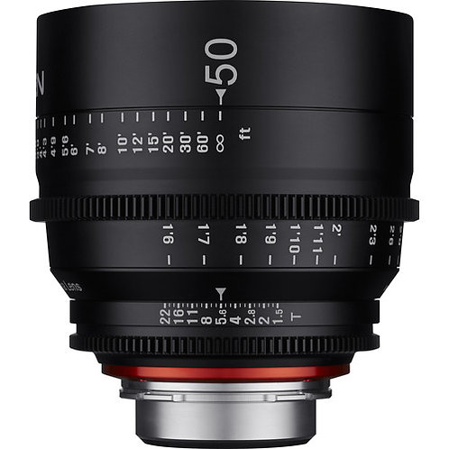 LENTE Rokinon Xeen 50mm T1.5 Lens for  EF Mount