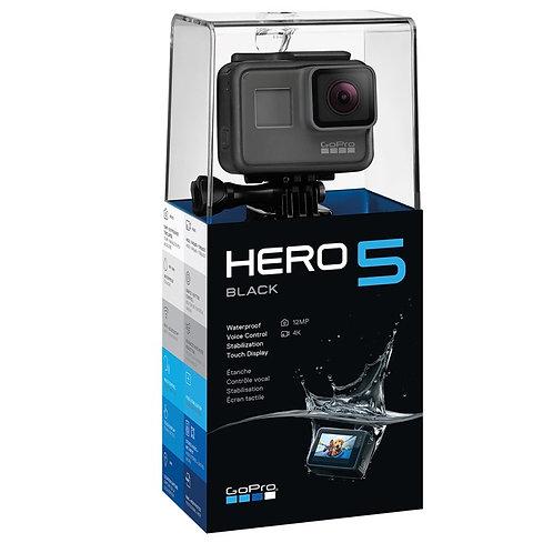 GO PRO HERO 5 BLACK COMANDOS DE VOZ