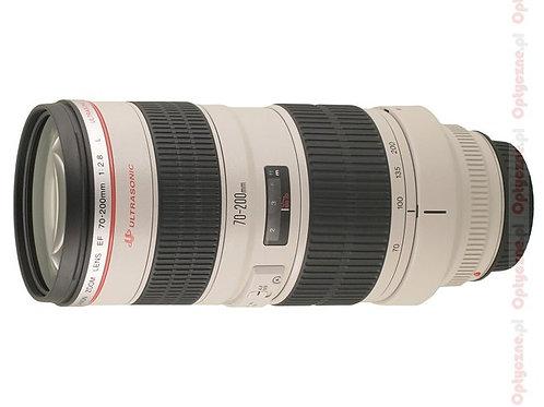 LENTE CANON EF 70-200 MM f/2.8