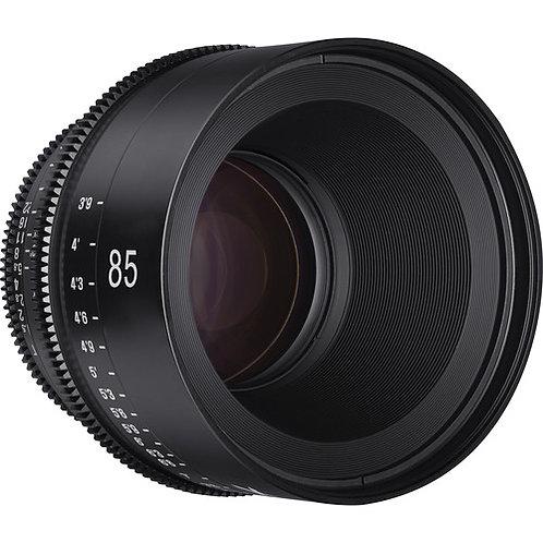 LENTE ROKINON XEEN EF 85MM T1.5