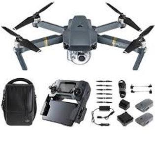 DRON DJI MAVIC PRO 4K + ACCESORIOS