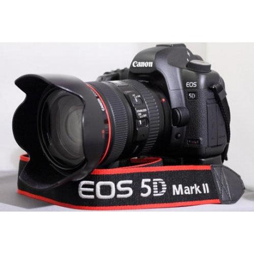 CAMARA CANON DSLR EOS 5D MARK II