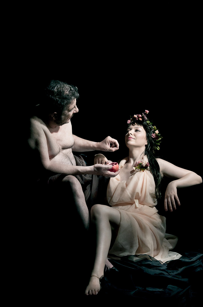 Hades e Perséfone