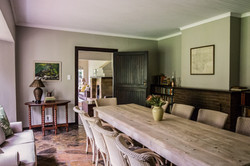 Wisteria Cottage Dining Room