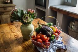 Wisteria Cottage Fresh Produce