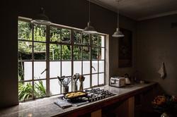 Wisteria Cottage Kitchen