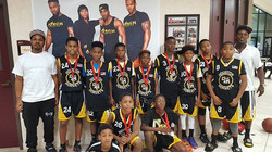 12u _THIS IS MY CITY_ 2nd place winners