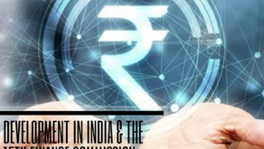 Development in India & the 15th Finance Commission
