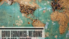 Covid Economics: Weighing the Global Economy