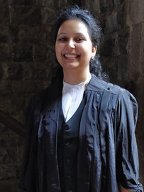 Adv. Apoorva Thakre.