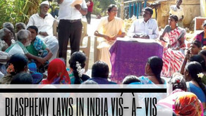 Blasphemy Laws in India vis-à-vis Freedom of Speech and Expression