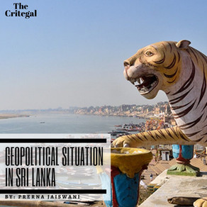 Geopolitical Situation in Sri Lanka