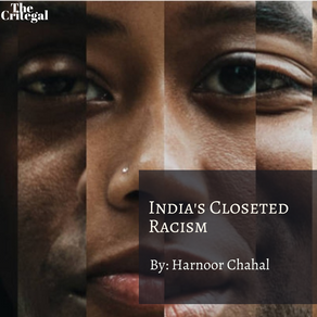India's Closeted Racism