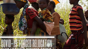 COVID-19: Forced Relocation amid looming Refugee Crisis