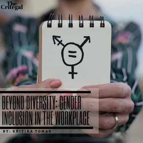 Beyond Diversity: Gender Inclusion in the Workplace
