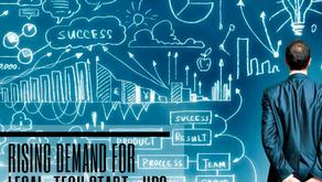 Rising Demand for Legal-tech Start-ups