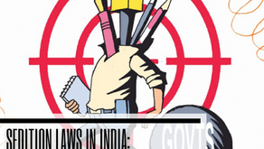 Sedition Laws in India: A Persisting Threat to Democracy
