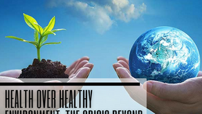 Health Over Healthy Environment: The Crisis Beyond